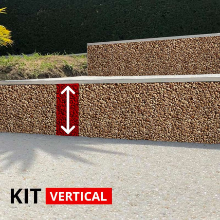 Alcarazas - Kit Vertical...