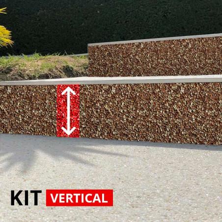 Terre cuite - Kit Vertical...