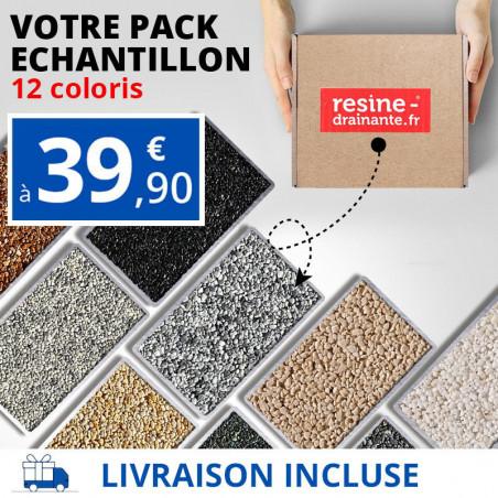 Pack Echantillon - 12 coloris