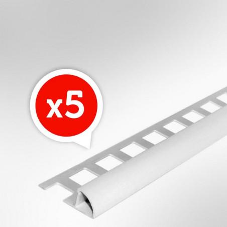 Profilé quart de rond 8mm x5