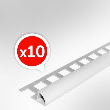Profilé quart de rond 8mm x10