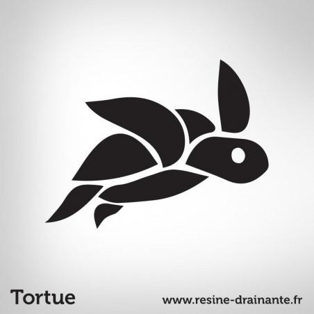 Motif tortue
