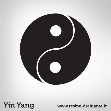 Motif yin yang